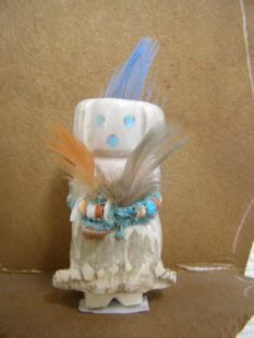 Zuni Carved Altar Doll