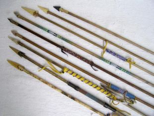 Native American Navajo Handmade Arrows