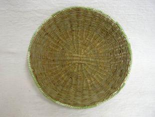 Native American Hopi Made Peach Basket