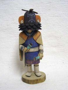 Native American Hopi Carved Hoho Mana Katsina Doll