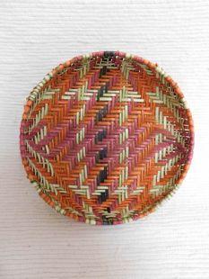 Native American Hopi Made Sifter Basket