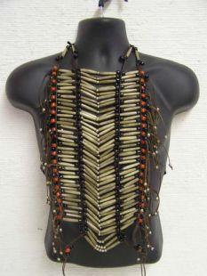 Native American Economy Antique Breastplate