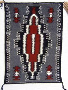 Native American Navajo Rug--Ganado A