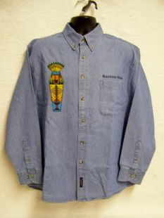 Kachina House Denim Shirt