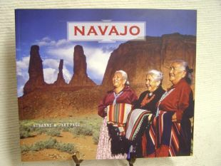 Navajo by Susanne and Jake Page