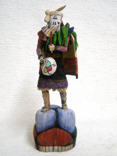 Native American Hopi Carved Snow Maiden Katsina Doll