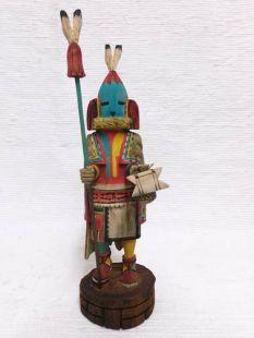 Native American Hopi Carved Aholi Priest Katsina Doll