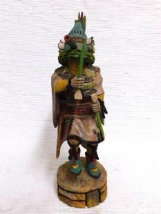 Native American Hopi Carved Sio Hemis Ta-amu Katsina Doll