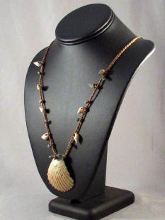 Native American Apache Made Hohokam Style Necklace