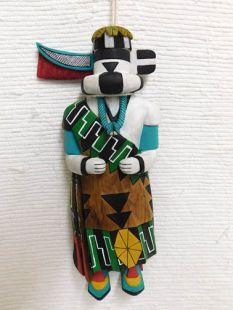 Old Style Hopi Carved Zuni Rain Priest Traditional Katsina Doll