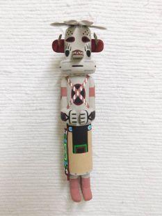 Old Style Hopi Carved Bear Traditional Powerful Healer Katsina Doll