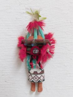 Old Style Hopi Carved Marao Traditional Katsina Doll
