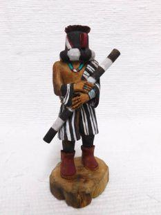Native American Hopi Carved Piki Craver Katsina Doll
