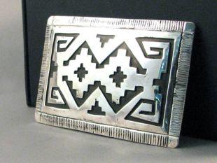 Native American Navajo Made Buckle