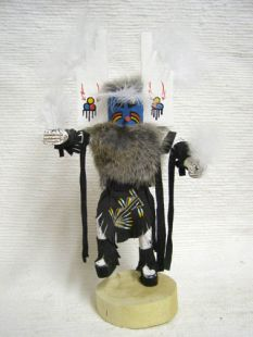 Native American Navajo Made First Mesa Kachina Doll