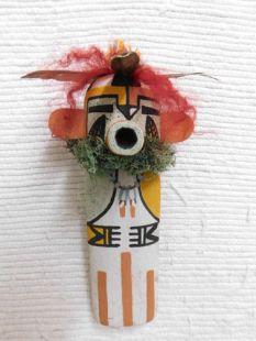 Old Style Hopi Carved Corn Traditional Plant Katsina Doll