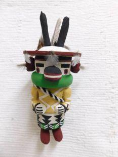 Old Style Hopi Carved Deer Dancer Traditional Katsina Doll