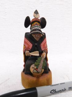 Native American Hopi Carved Corn Maiden Katsina Doll