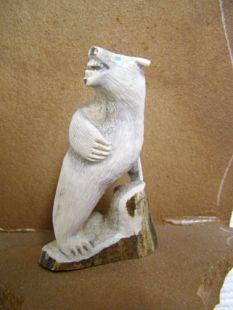 Zuni Carved Bear Fetish*