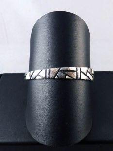 Native American Apache Made Cuff Bracelet