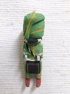 Old Style Hopi Carved Squash Traditional Chief Katsina Doll