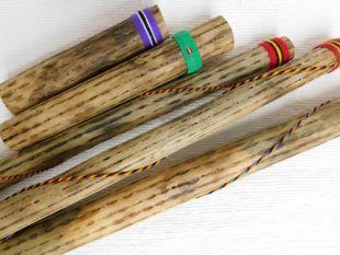 Native Chilean Made Rainsticks