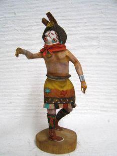 Native American Hopi Carved Heheya Katsina Doll