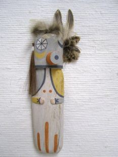 Old Style Hopi Carved Mormon Tea Traditional Katsina Doll