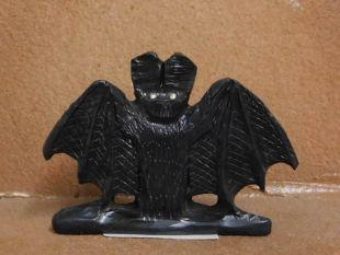 Zuni Carved Bat Fetish