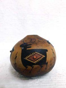 Deer Gourd Pot