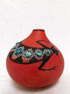 Lizard Gourd Pot