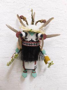 Old Style Hopi Carved Cactus Traditional Plant Katsina Doll