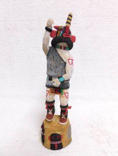 Vintage Native American Hopi Carved Heheya Katsina Doll