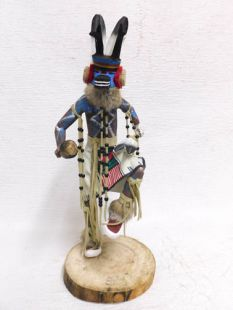 Native American Made Antelope Dancer Katsina Doll