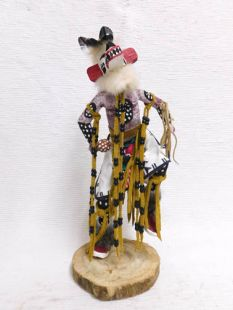 Native American Made Bear Dancer Katsina Doll