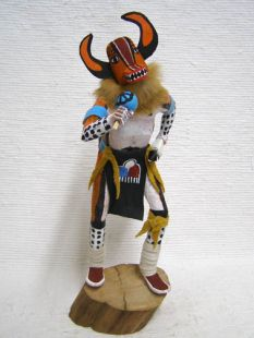 Native American Made Chipmunk Racer Katsina Doll
