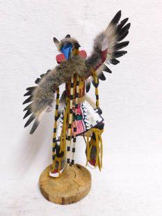Native American Made Eagle Great Spirit Katsina Doll