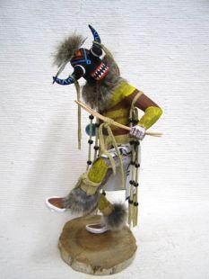 Native American Made Hoote Dancer Katsina Doll
