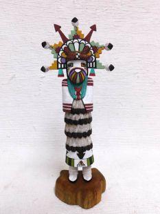 Native American Hopi Carved Shalako Mana Katsina Doll