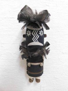 Old Style Hopi Carved Hoho Mana Traditional Katsina Doll