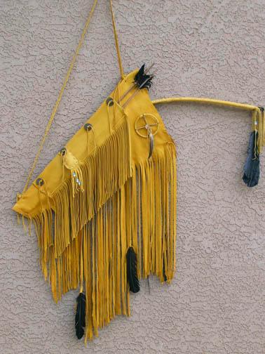 Native American Made Bow Bag