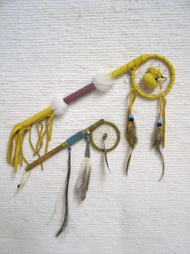 Native American Mini Coup Stick