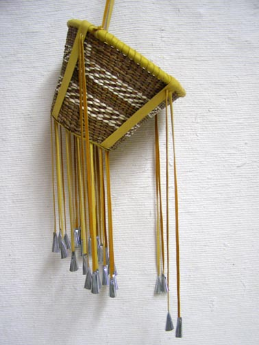 Apache Made Basket