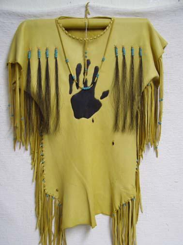 Native American War Shirt